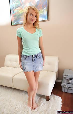 teen casting pics