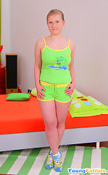 Chubby gallery pussy young