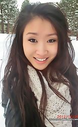 Asian girlfriend pic