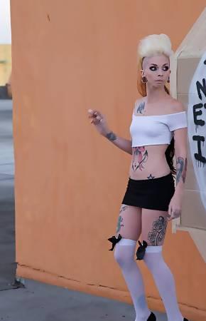 punk rock emo pics